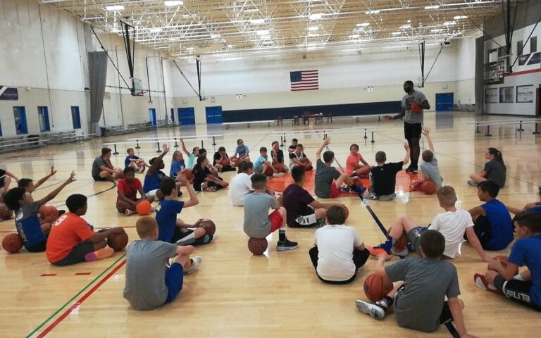 athletes on the rise, basketball skills training, athletic performance training