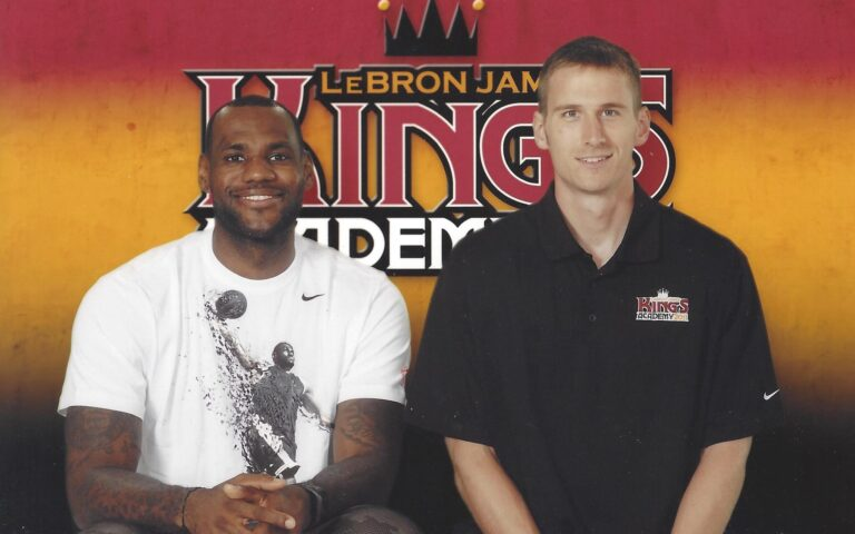 LeBron Camp 2011