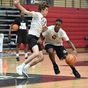 jv basketball skills training, athletes on the rise, basketball skills training chicagoland